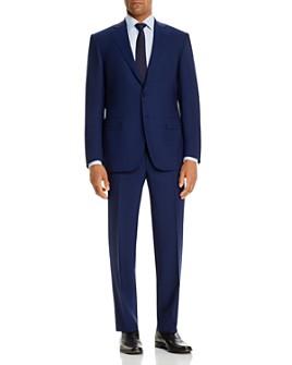 Canali - Siena Impeccabile Tonal Pinstripe Classic Fit Suit