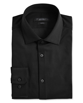 John Varvatos Star USA - Rick Jersey Slim Fit Dress Shirt