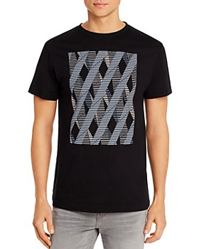 Vestige - Abstract Diamond Graphic Tee