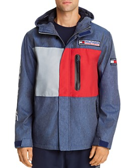 Tommy Jeans - Color-Block Sport Tech Jacket