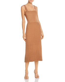 Cushnie - Sleeveless Knit Midi Dress