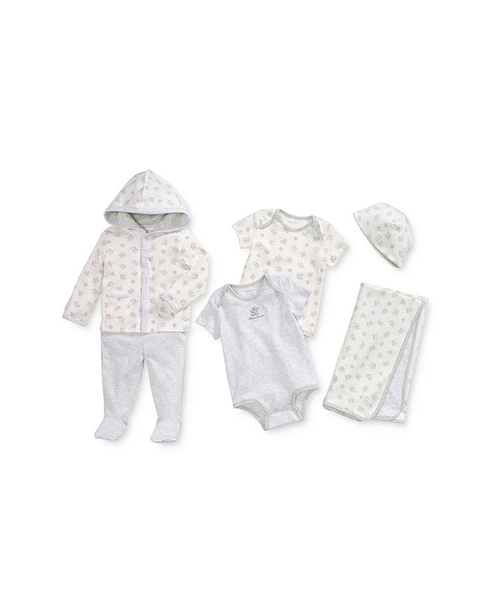 Ralph Lauren - Boys' Bear Essentials Baby Collection - Baby