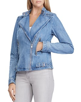 Ralph Lauren - Denim Moto Jacket