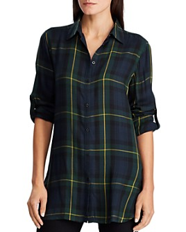 Ralph Lauren - Blackwatch Plaid Shirt