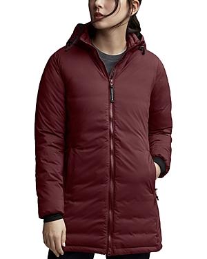 Canada Goose Camp Hoody Packable Mid-Length Down Coat-Women