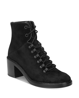 Vince - Women's Falco Lace-Up Booties