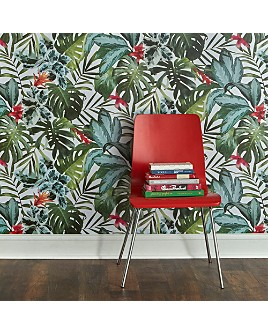 Tempaper - Rainforest Self-Adhesive, Removable Wallpaper, Double Roll
