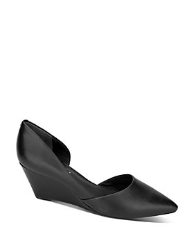 Kenneth Cole - Women's Ellis Le Wedge Heel Pumps