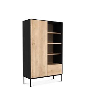 Ethnicraft - Oak Blackbird 1-Door Cupboard