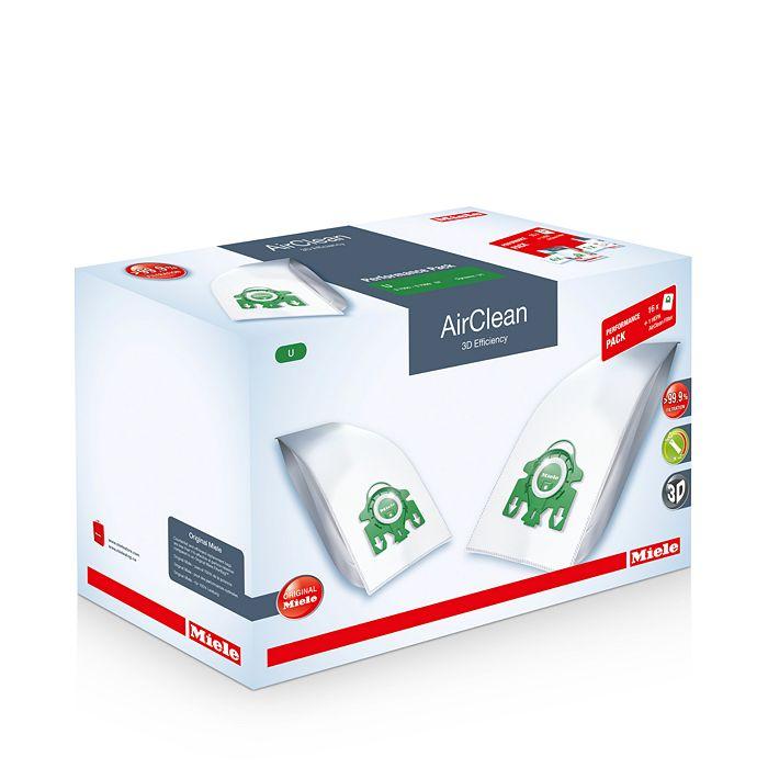 Miele - AirClean 3D Efficiency U Dustbag Performance Pack + HEPA AirClean Filter