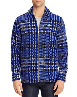 Scotch & Soda - Brushed Regular Fit Shirt Jacket
