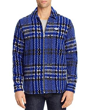 Scotch & Soda Brushed Regular Fit Shirt Jacket