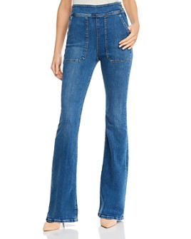 FRAME - Le Francoise Flare Jeans in Sidonia