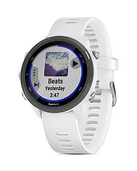 Garmin - Forerunner 245 Music Smartwatch, 43mm