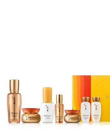 Sulwhasoo - Concentrated Ginseng Renewing Anti-Aging Gift Set