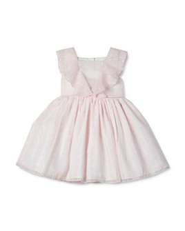 Pippa & Julie - Girls' Ruffled Shimmer Dress - Baby