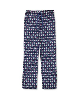 Vineyard Vines - Boys' Holiday Print Lounge Pants - Little Kid, Big Kid