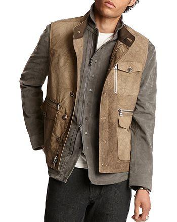 John Varvatos Collection - Slim Fit Vest
