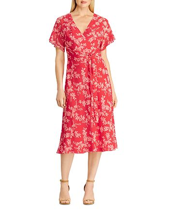 Ralph Lauren - Floral Georgette Midi Dress