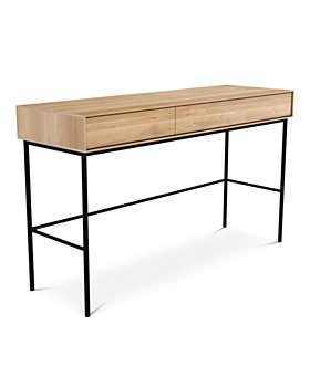 Ethnicraft - Whitebird Oak Desk