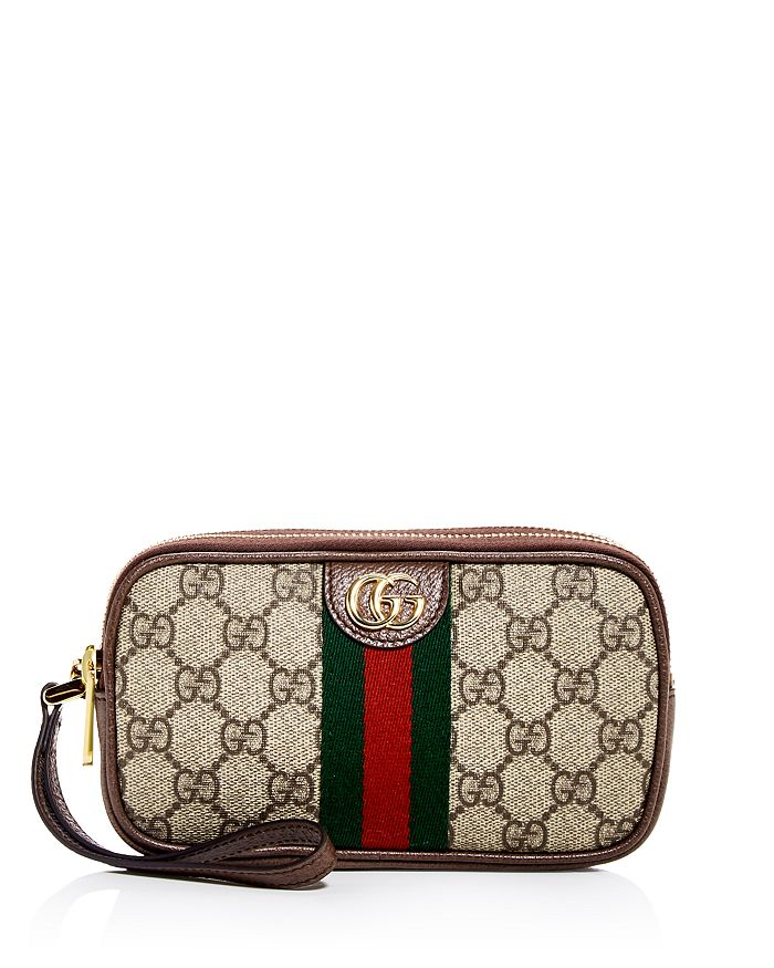 Gucci - Ophidia GG Wrist Wallet