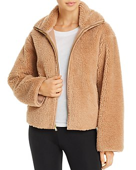 Varley - Highwood Sherpa Faux Fur Jacket