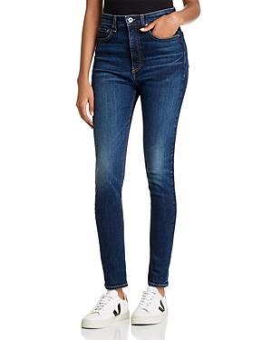 rag & bone Jane Super High-Rise Skinny Jeans in Carla