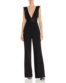 LIKELY - Maggie Plunging Jumpsuit