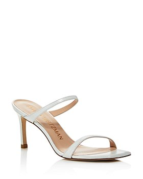 Stuart Weitzman - Women's Aleena High-Heel Slide Sandals
