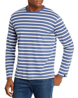 rag & bone - Henry Stripe Long-Sleeve Tee