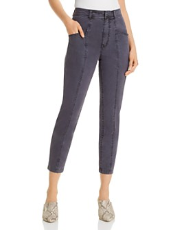 Rebecca Taylor - Ankle Skinny Twill Pants