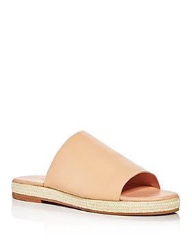 St. Agni - Women's Como Espadrille Slide Sandals