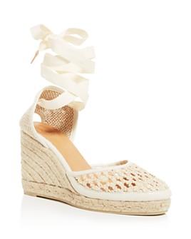 Castañer - Women's Carola Wedge Espadrille Sandals