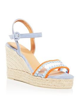 Castañer - Women's Baru Espadrille Wedge Sandals