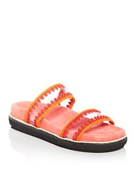 Castañer - Women's Zimba Slide Sandals