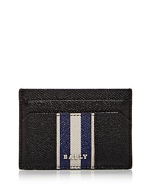 Bally Bhar Leather Card Case