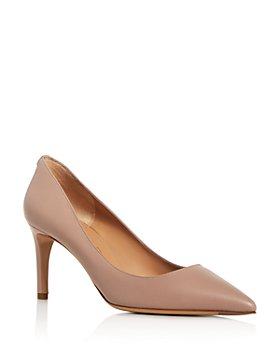 Salvatore Ferragamo - Women's Only Pointed-Toe Pumps - 100% Exclusive