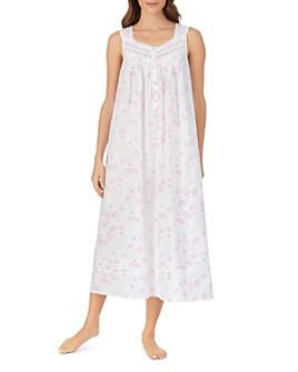 Eileen West - Sleeveless Cotton Nightgown