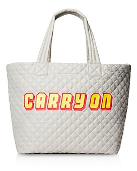 MZ WALLACE - Carry On Large Metro Tote - 100% Exclusive