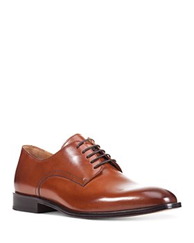 Geox - Saymore Leather Cap-Toe Oxfords