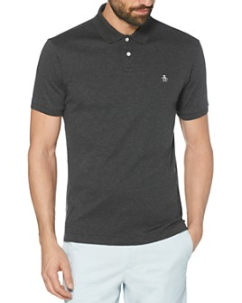 Original Penguin - Daddy-O Pima Cotton Blend Slim Fit Polo Shirt