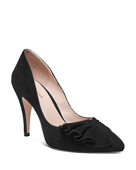 kate spade new york - Women's Alessia Ruffle Pumps