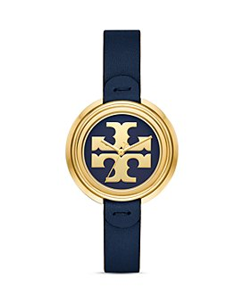 Tory Burch - The Miller Leather Strap Watch, 36mm