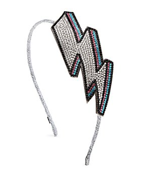 GiGi - Girls' Lightening Crystal Headband - 100% Exclusive