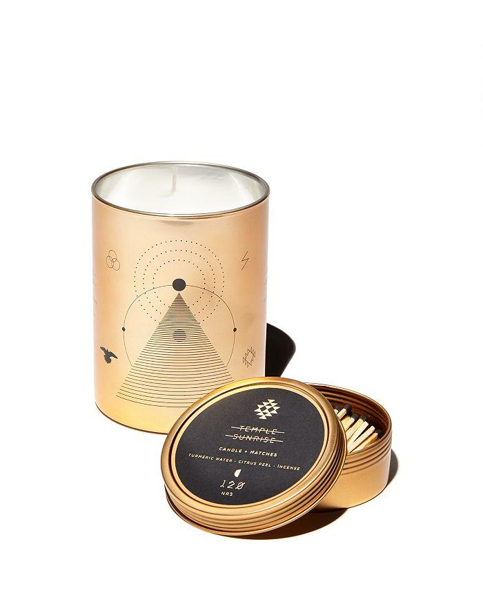Skeem Design - Temple Sunrise Totem Candle