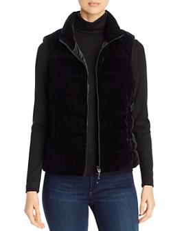 Fillmore - Velvet Down Puffer Vest
