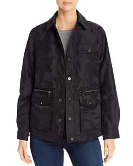 Fillmore - Tonal Camo Utility Jacket