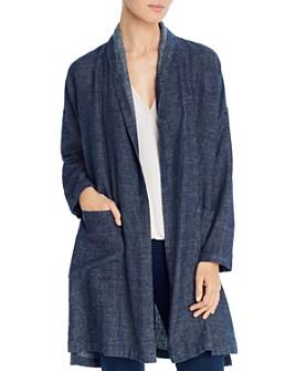 Eileen Fisher - Open-Front Kimono Jacket