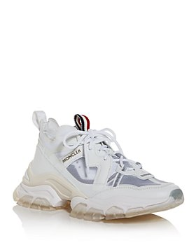 Moncler - Leave No Trace Low-Top Sneakers Brand Name