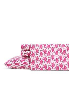 Poppy & Fritz - Flamingo Sheet Set